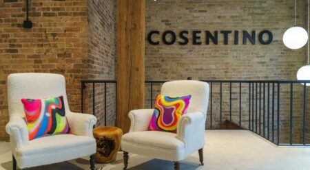 Celebrating one month of Cosentino Chicago City Center