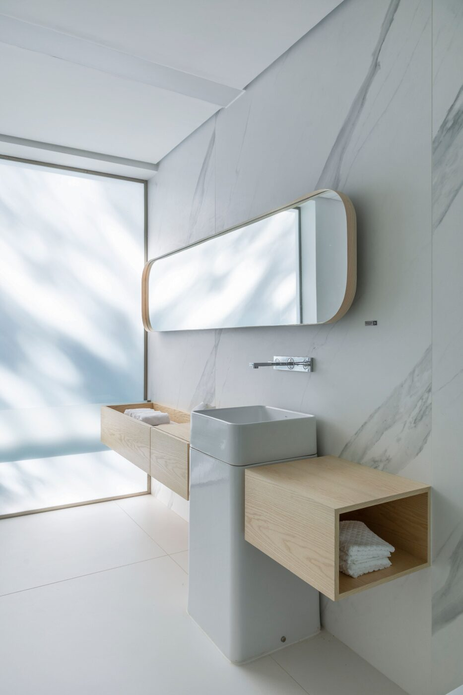 Small bathrooms: the great secrets of their design