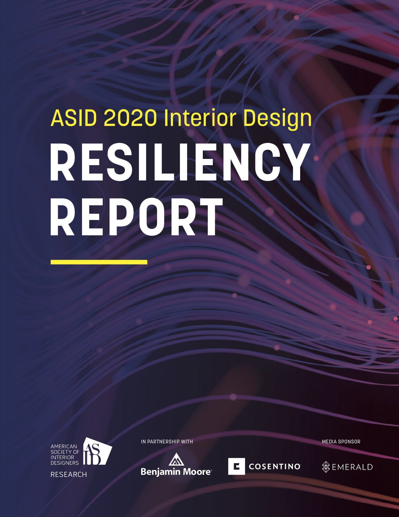 ASID Report frontpage | Cosentino