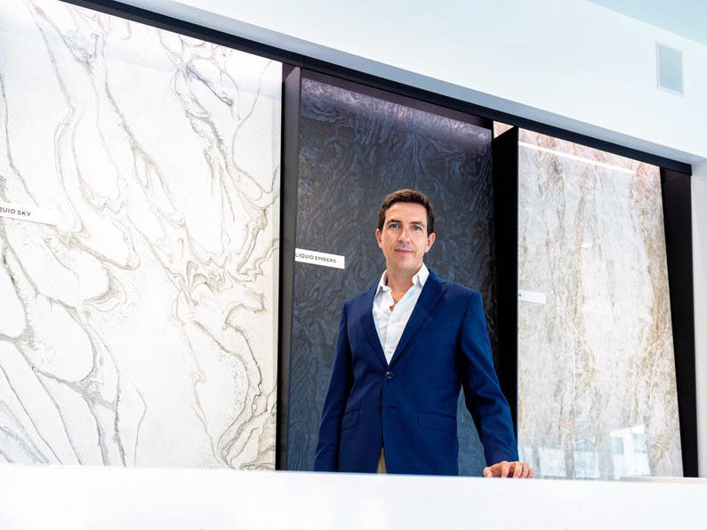 Álvaro González, new Vice-President for Cosentino Group in Asia Pacific