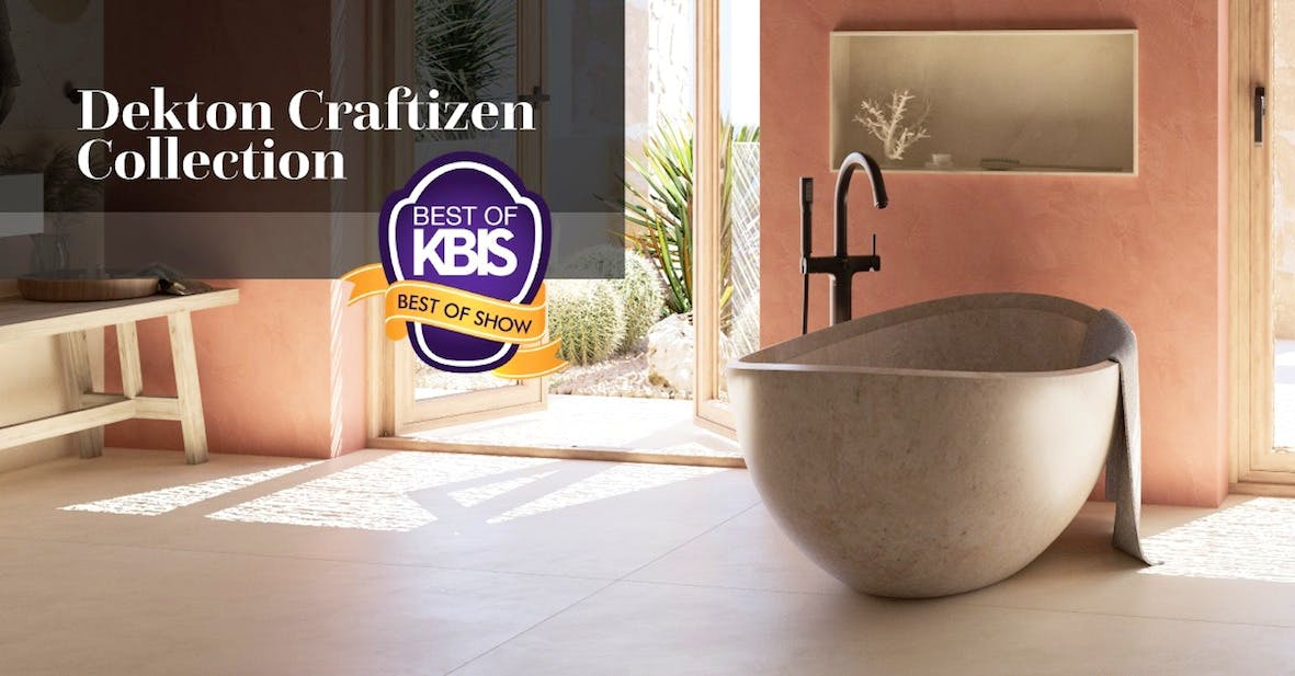 US Kitchen and Bathroom Industry recognizes Cosentino innovation