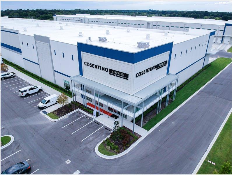 Cosentino Opens New Center in Tampa
