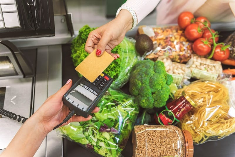 Preparing, doing and storing your supermarket shopping