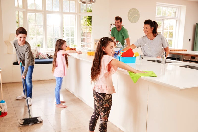 8 kitchen hygiene tips to avoid infection