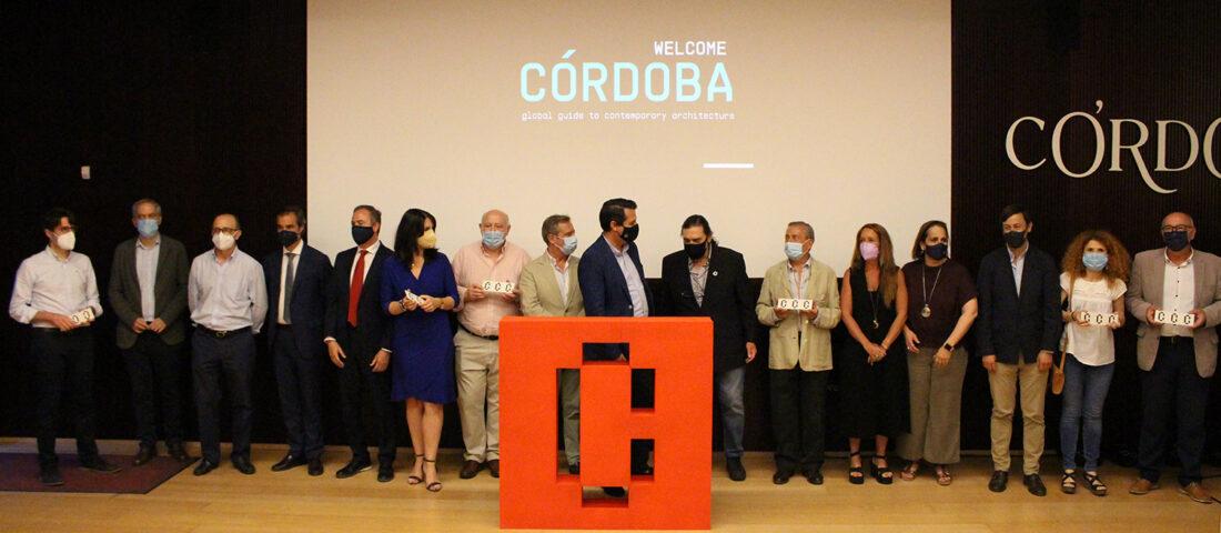 """Over 150 projects from Córdoba's most outstanding contemporary architecture join the """"C-guide"""""""