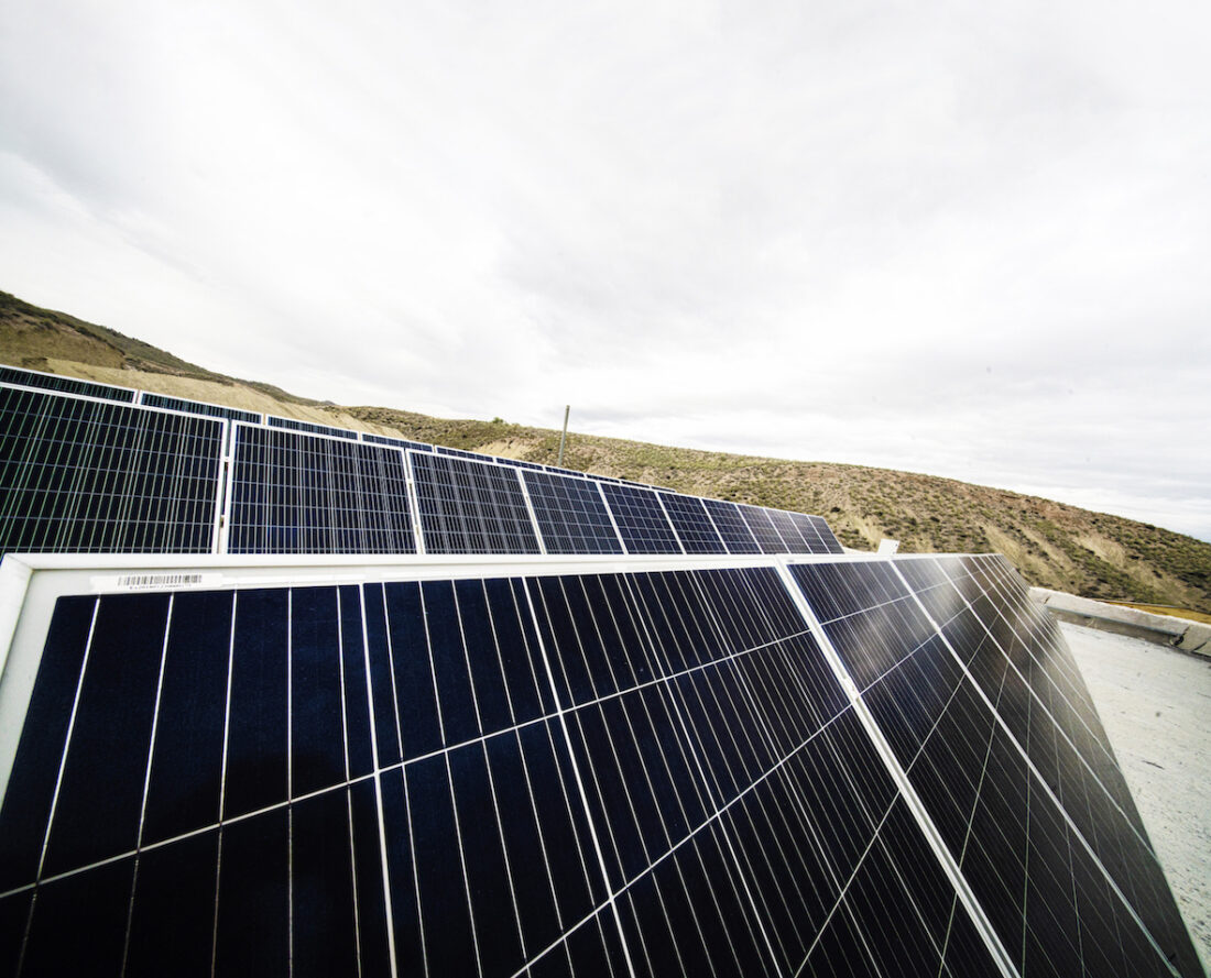 Cosentino starts up one of the largest self-consumption photovoltaic installation in Europe