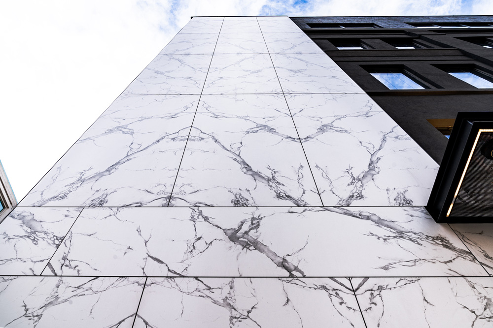 Dekton® ventilated facade system receives ICC-ES certification in the US