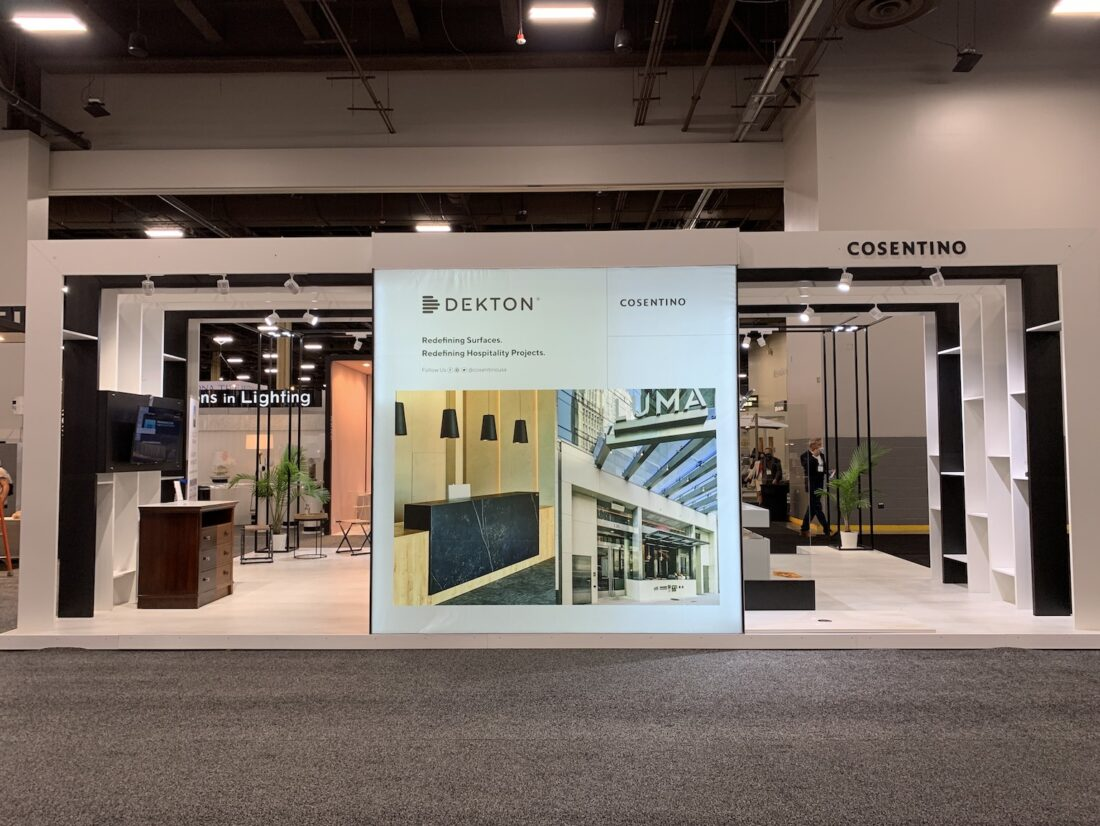 Cosentino's next generation of innovations and applications took center stage at HD Expo 2021