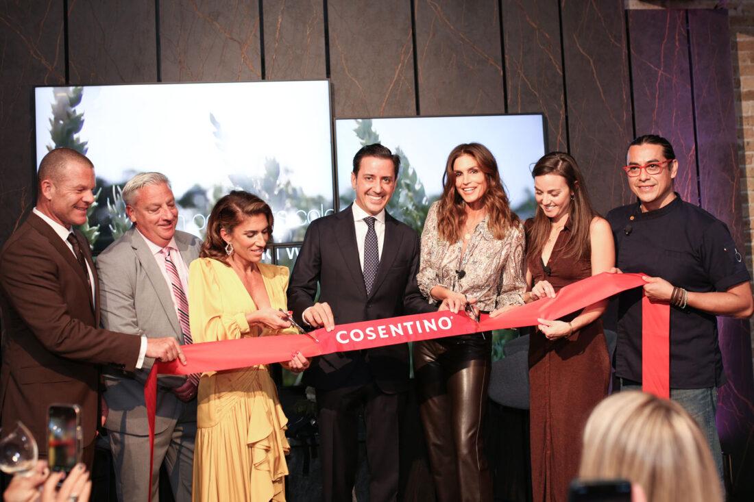 Opening of new Cosentino City Chicago