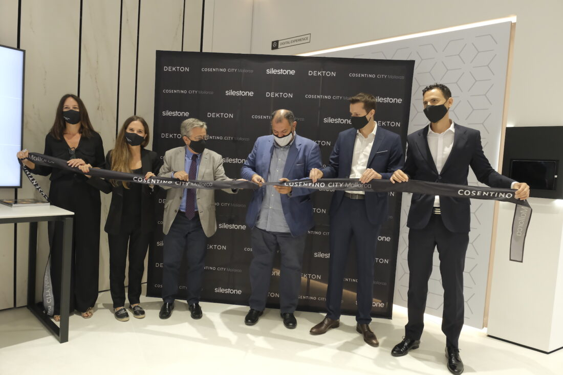 Cosentino deploys its innovative distribution and service model in the Balearic Islands