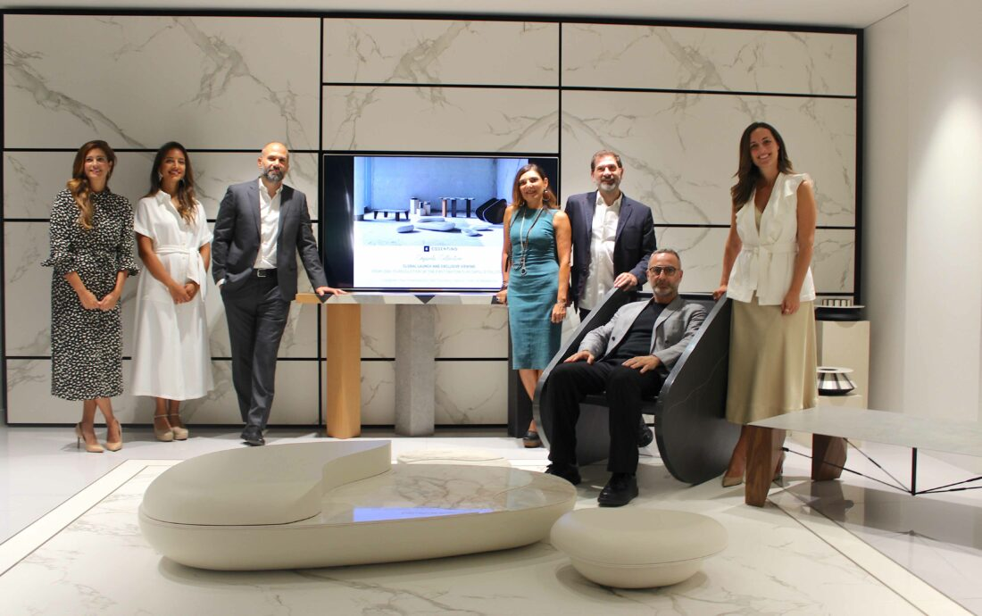 Cosentino celebrates the global launch of its debut Dekton Capsule Collection